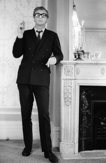 Michael Caine, circa 1966. Credit to Jack Robinson