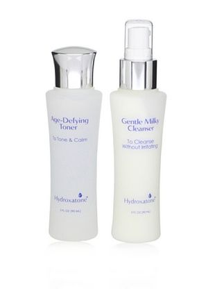 Hydroxatone Fresh Start Duo Toner and Cleanser