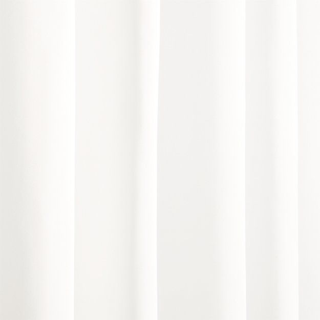 Poly White Duschvorhang Liner   – Home Decor