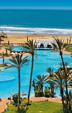 Vacances au Maroc à Agadir  Palais Des Roses & Thalasso  www.spadreams.fr/pas-cher/maroc/agadir/agadir/palais-des-roses-thalasso/  http://www.spadreams.fr/thalasso-spa-cures/