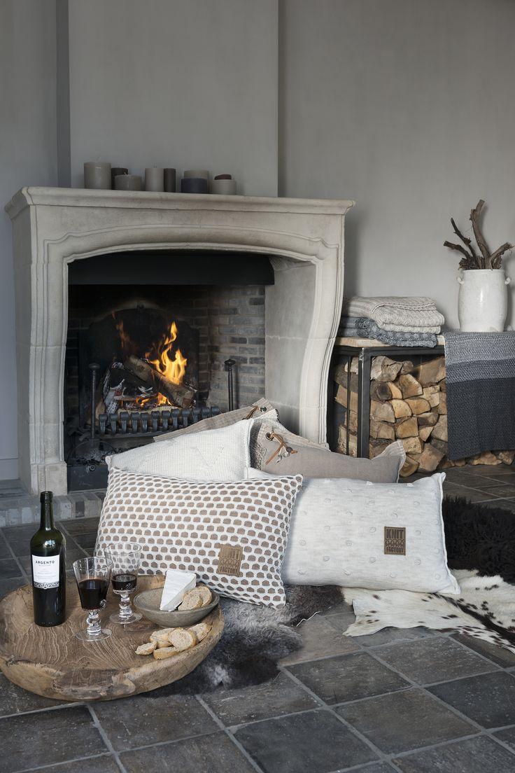 Woontrend Warm Grey | Knit Factory | Eijerkamp #interieur  #warmgrey #woontips #wonen #wooninspiratie