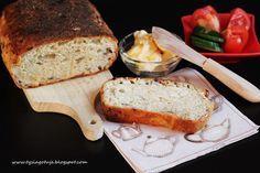 Chleb cebulowy. | Tysia Gotuje