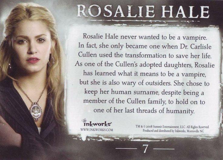 Rosalie Hale ♥ (02)