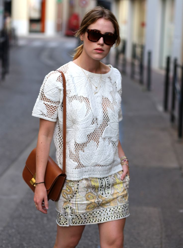 Isabel Marant Top & Skirt