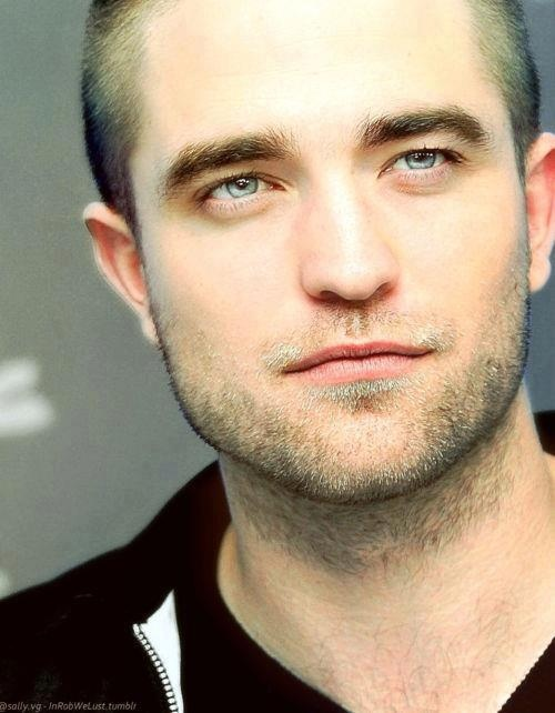 Robert pattinson shaved