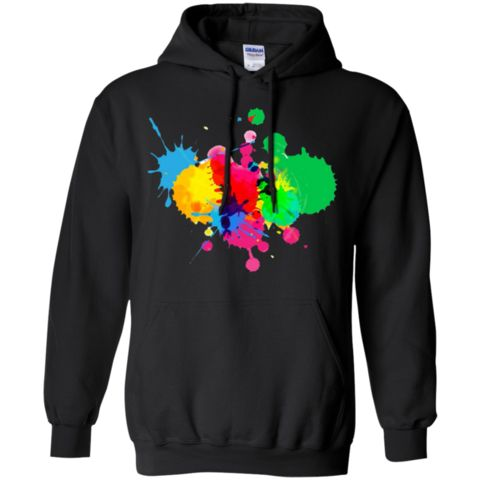 Drops of Colors - Hoodie