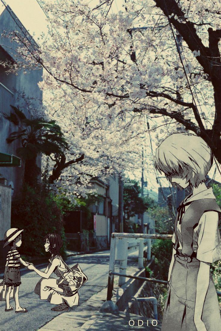 新世紀エヴァンゲリオン neon genesis evangelion Shinji Ikari rei ayamani Auska Langley misato katsuragi anime manga japanese aestethic design by odio