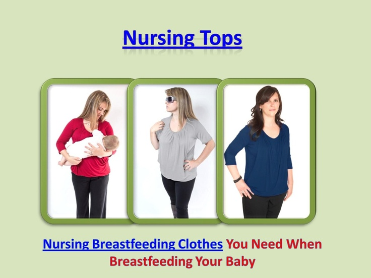 Breastfeeding is a present of God. In many countries, breast feeding is thought about to be really sacred therefore most of the people could nurse their youngsters in everyone. Breastfeeding clothing nowadays can be extremely trendy, and with a vast variety of option, it is really simple to discover something to suit everyone. There are a wide range of reasons one must buy nursing clothing, and I have highlighted these listed here