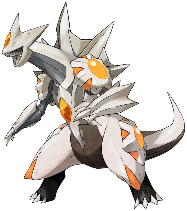 dialga and palkia and giratina and arceus fusion - Google ...