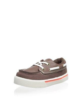 56% OFF Carter's Boater Boat Shoe (Toddler/Little Kid) (Brown)