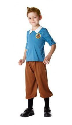 Deguisement enfant Tintin™ (Les aventures de Tintin™)