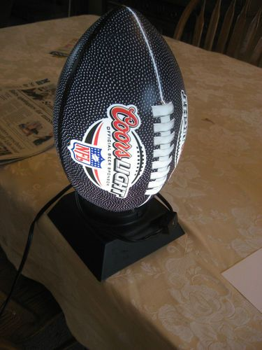 1000 Images About Nfl Coors Football Beer Bar Club Neon