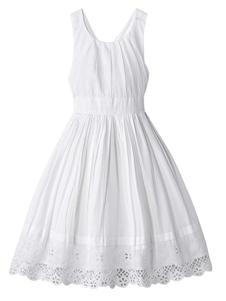Robe demoiselle d'honneur en blanc