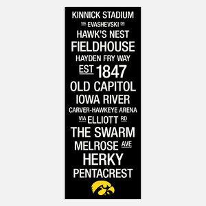 78 best Hawkeyes images on Pinterest | Iowa hawkeyes, Collage ...