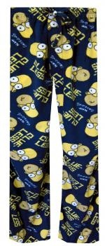 Cartoon Lounge Pants – Family Guy, Simpsons, Spongebob Pajama Pants