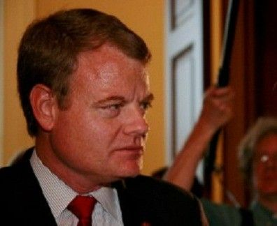 On Saturday, Rep. Mike McIntyre (D-NC) refused to tell a reporter who he was endorsing for the November general election.    McIntyre, a member of the Blue Dog coalition, said he was focusing on his congressional race, and not other races.