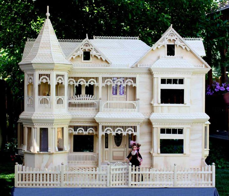 miniature dollhouse furniture woodworking. victorian barbie doll house woodworking plans to makeyourown dollhouse no wood included miniature furniture o
