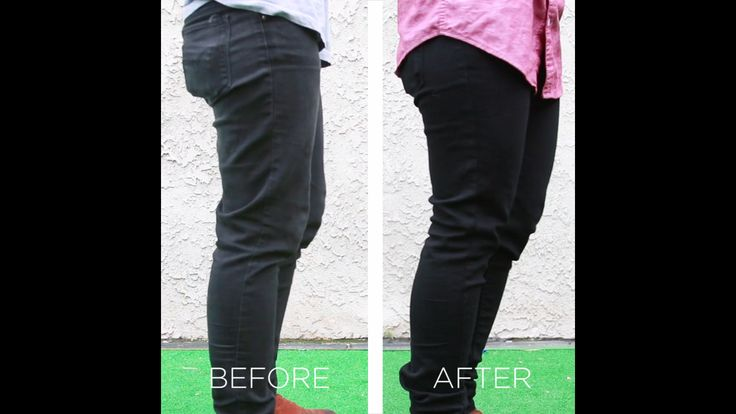 Faded jeans? Give 'em new life with a quick dye job!