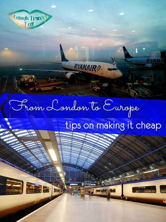 Although UK is part of Europe, it is separated from the main continent by the English Channel. Being an expensive country, travelling from London to the rest of the UK can be even more expensive than travelling abroad. Having lived in London for 4 years, I had travelled frequently to Europe via different means, and it can be surprisingly cheap! Here, I bring to you 4 ways to travel to Europe cheaply from London
