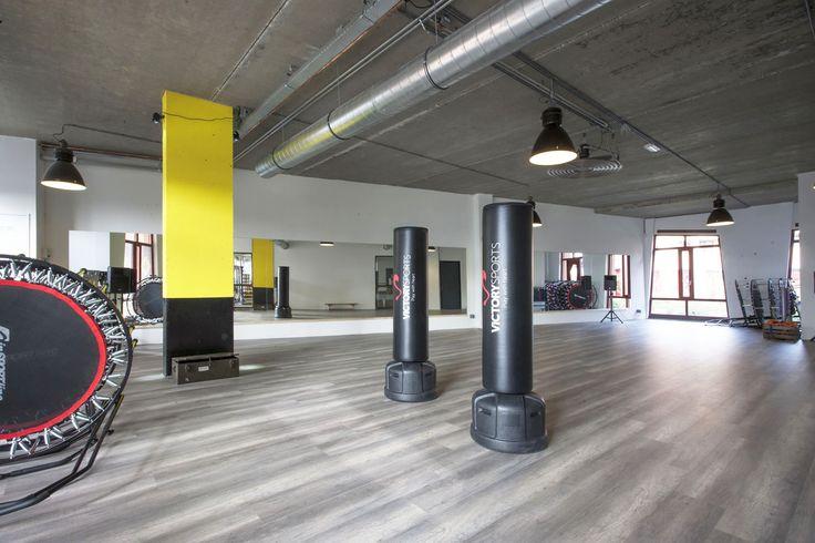 Groepslessenzaal Smart Fit Nieuwegein