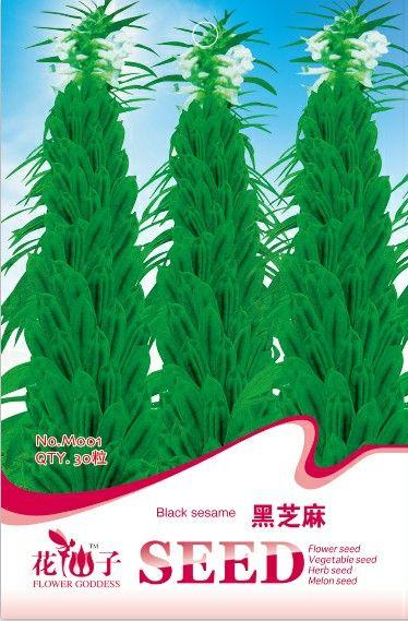 Семена овощных культур семена черного кунжутное масло 30 шт./пакет оригинальной упаковке домашний сад бонсай декор цветочные горшки цветочные горшки крытый