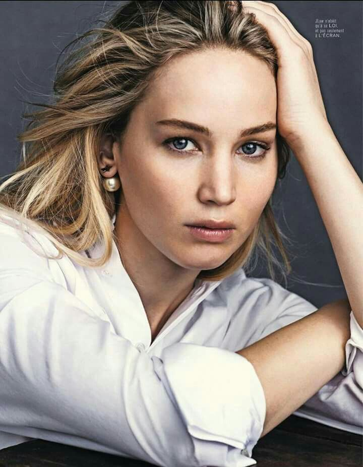 New photoshoot of Jennifer Lawrence for Dior (featured in L'Express Styles) #jenniferlawrence photoshoot 2016