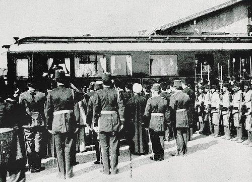 [Ottoman Empire] Salonica Visit of Sultan Mehmed V, 1911 [Thessaloniki, Greece] [Sultan Reşad'ın Selanik Ziyareti] (58)   by OTTOMAN IMPERIAL ARCHIVES