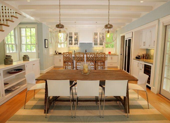 Gorgeous kitchen via House of Turquoise! #laylagrayce #kitchen