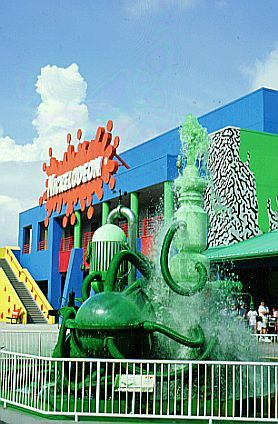I so wanted to get slimed as a kid Nickelodeon Hotel. FL. I have the BEST parents a girl could ask for!!! They are taking my kids on a surprise trip to DISNEY to stay in this slime hotel!!! We are going to have a blast!!! I can't wait to see their faces when we pull up!!! Shhh it's a secret!!