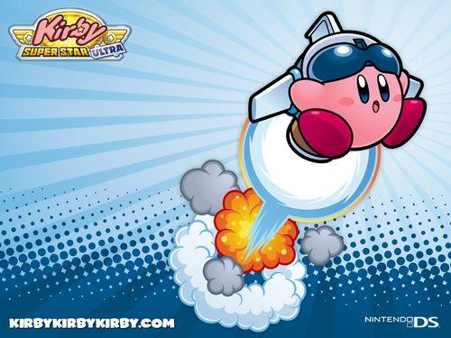 Kirby Super Star Ultra kirby Wallpaper Wallpaper