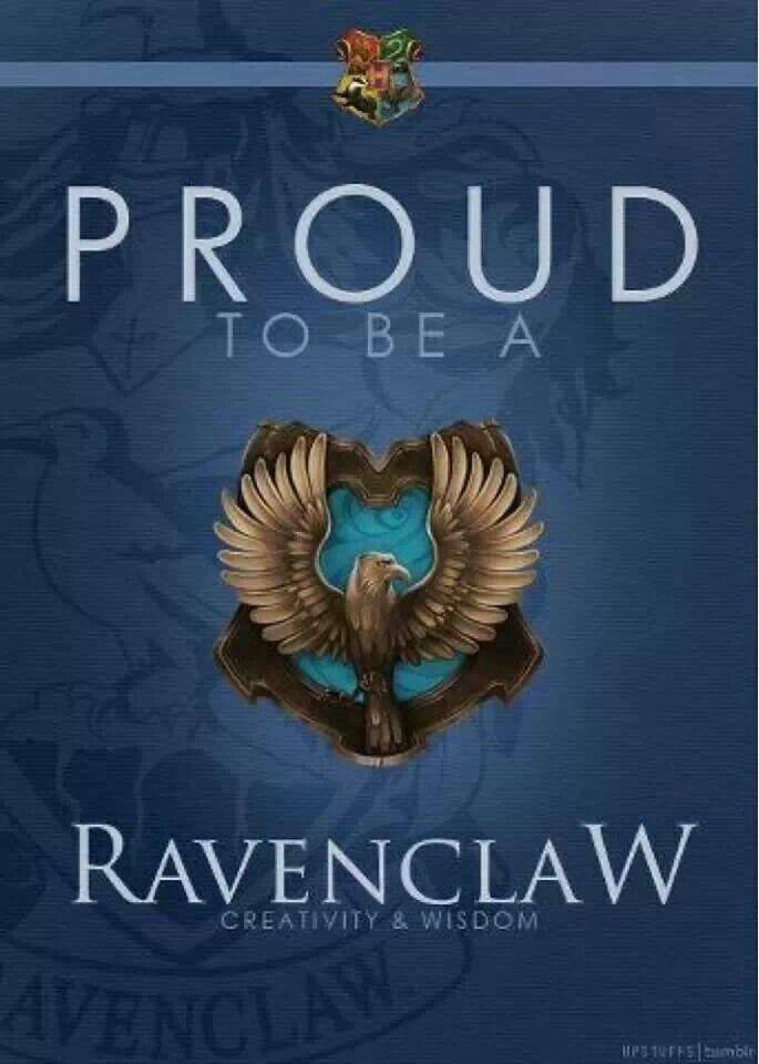 Resultado de imagem para house of hogwarts ravenclaw