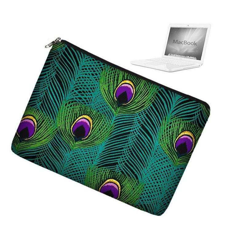 17 inch Laptop Sleeve MacBook Pro 17 inch by janinekingdesigns