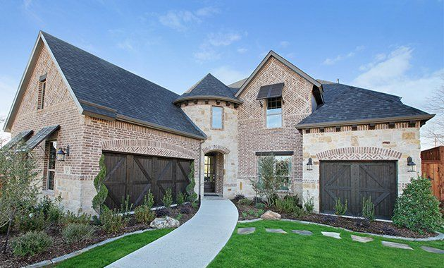 Wow stunning curb appeal with custom built cedar garage for Coventry garage doors