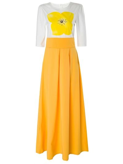 17 Best ideas about Yellow Maxi Dress on Pinterest | Long yellow ...