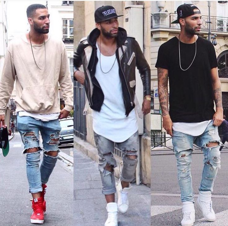 Male Urban Fashion