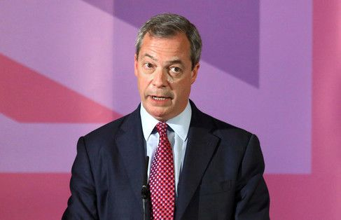UKIP Implosion Reveals Fears Farage Hurts EU Exit Campaign .(may 15th 2015)