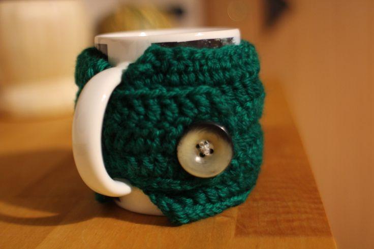 mug scarf verde