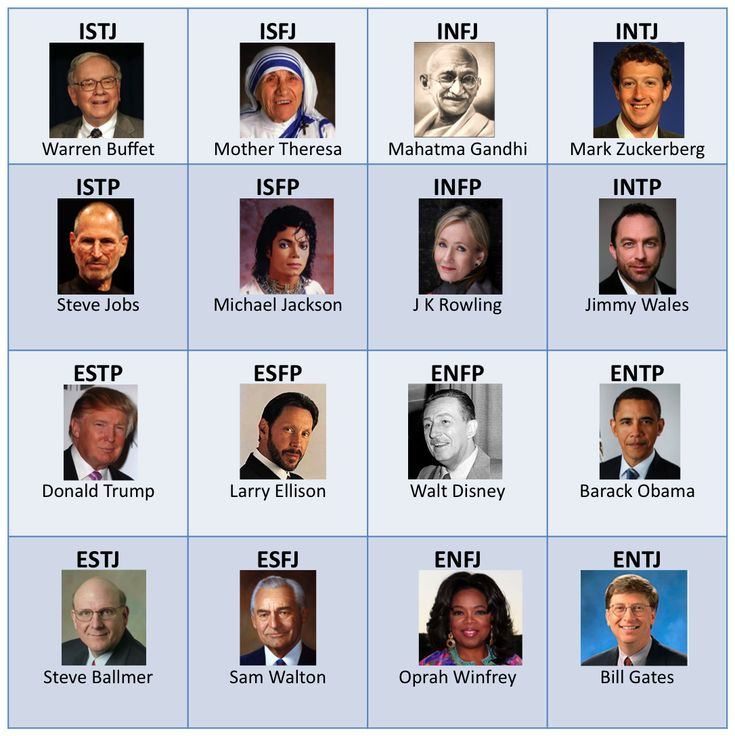 Personality Test Based on Jung and Briggs-Myers - IDR Labs