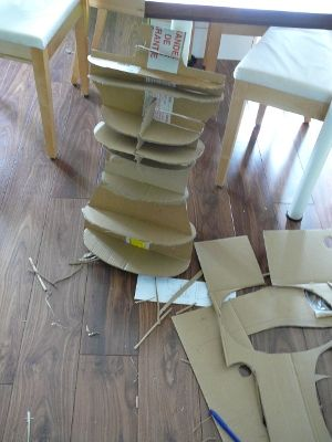12 best images about homemade mannequin on pinterest for Perfect paper mache