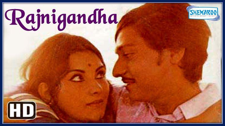 Rajnigandha {HD}  - Amol Palekar - Vidya Sinha - Dinesh Thakur - Hindi F...