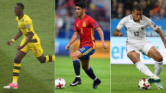 Marca Big Picture: Son once de los jugadores menores de 22 años con más futuro por delante en el fútbol europeo. Algunos serán los reyes del mercado este verano....