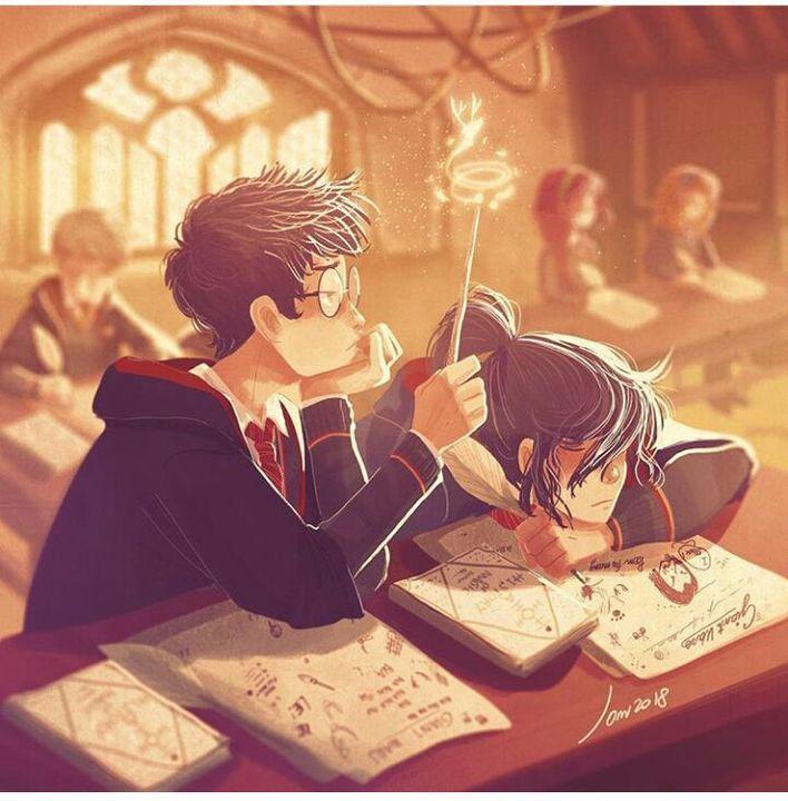 Fanart Harry Potter Sirius Cie Page 2 Wattpad Harry Potter Anime Harry Potter Rumtreiber Fanart Harry Potter