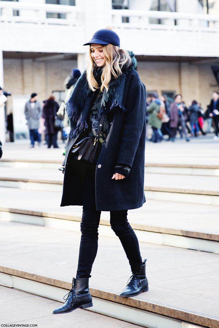 New York Fashion Week Street Style I