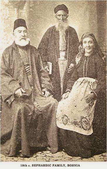 Sarajevo Jews. The history of Jewish Sarajevo.   http://balkanista.blogspot.ae/2014/08/a-very-short-history-of-jewish-sarajevo.html