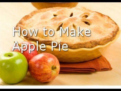British cuisine: Apple Pie