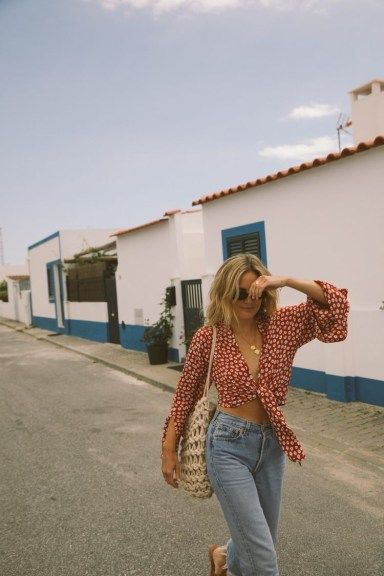 117 Vintage Summer Outfit Ideas to Looks Classic