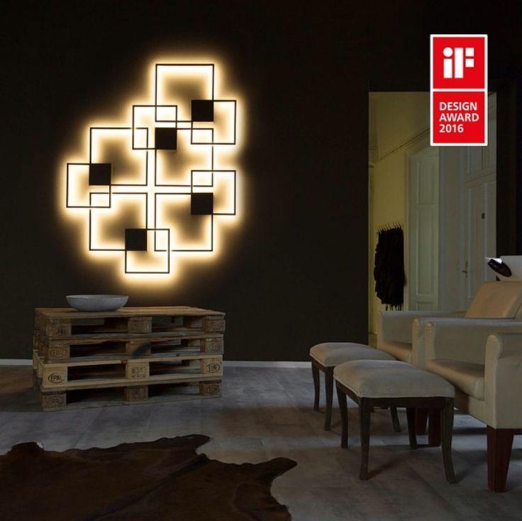 8 best Lampen images on Pinterest Lamps, Light fixtures and Homes - wohnzimmer deckenlampen design