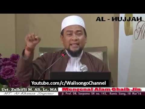 Acara Pemburu Hantu di TV   Ustadz Zulkifli Muhammad Ali   YouTube