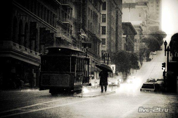 Дождливые дни - Город.томск.ру
