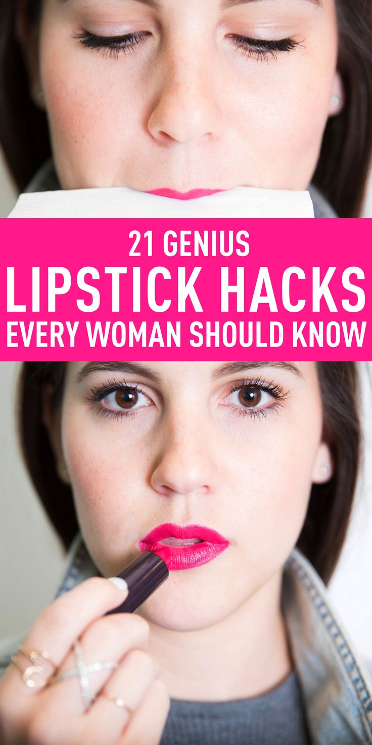 Little Things that Every Woman Should Know About Lipstick